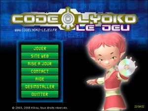 Nuevo mundo lyoko  Juego de code lyoko virtual