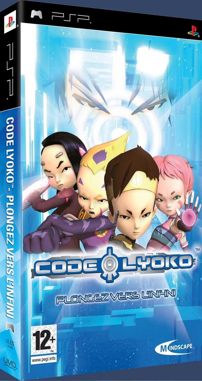 jeux code lyoko psp gratuit